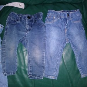 Pair of Baby Gap 1969 Jeans sx 6-9Mos